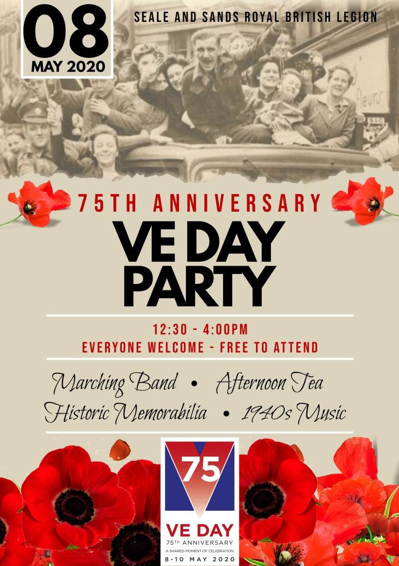 VE Day 75th Anniversary Party