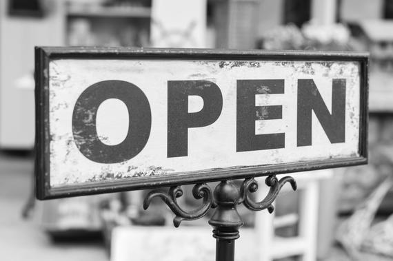coronavirus hospitality bar now open
