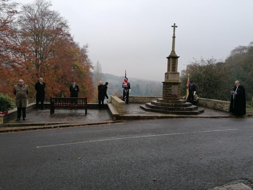 Royal British Legion Remembrance Sunday