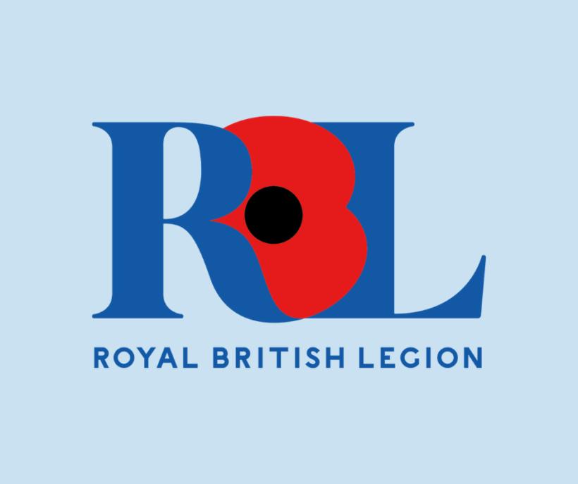 New Royal British Legion Logo